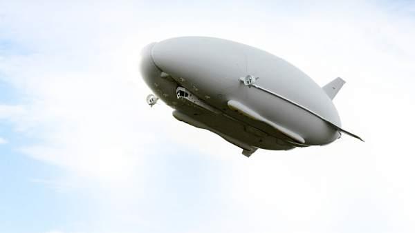Airlander 10, el nuevo dirigible