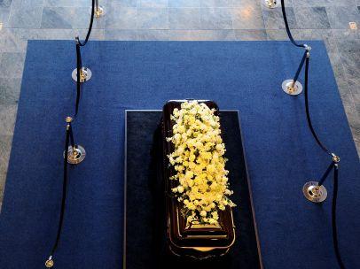 Funeral de Nancy Reagan