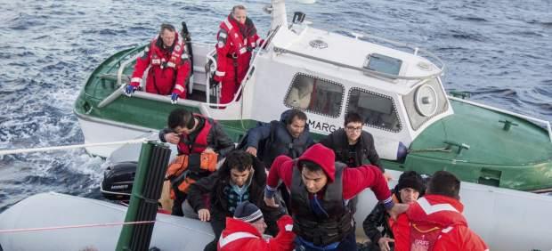 El drama de los refugiados