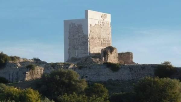 Castillo de Matrera en Villamartín en Cádiz