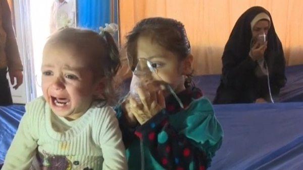 El 'EI' lanza cohetes con sustancias químicas en Irak