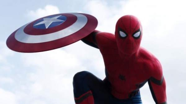 Spider-Man en Capitán América: Civil War