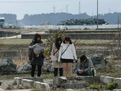 Cinco años del terremoto y el tsunami de Japón