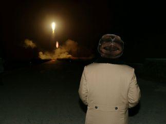 Corea del Norte lanza un misil dentro de la Zona Económica Exclusiva de Japón