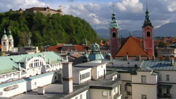 Liubliana y Maribor, las joyas de la verde Eslovenia