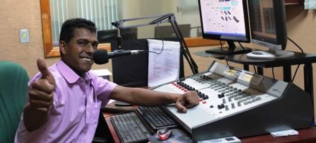 Un locutor asesinado en Brasil durante la emisión en directo de su programa