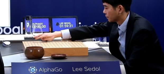 Google vence en el reto máquina-humano del juego del Go contra el campeón mundial