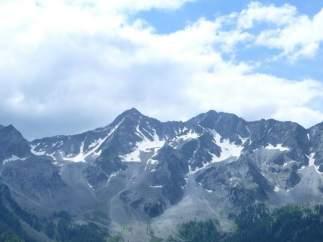 Monte Nevoso, Alpes italianos