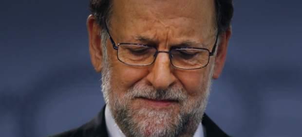 """Rajoy: """"Por las carreteras tienen que ir coches y de los aeropuertos tienen que salir aviones"""""""