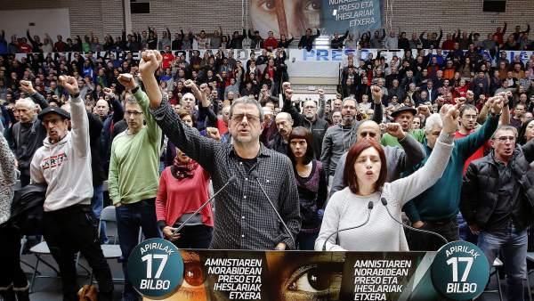 Manifiesto de ex-presos de ETA
