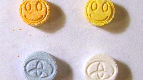 Drogas en pastilla