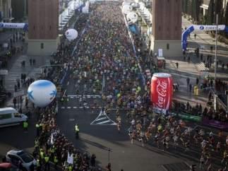 Zurich Marató De Barcelona 2016.