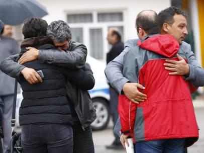 Atentado suicida en Ankara