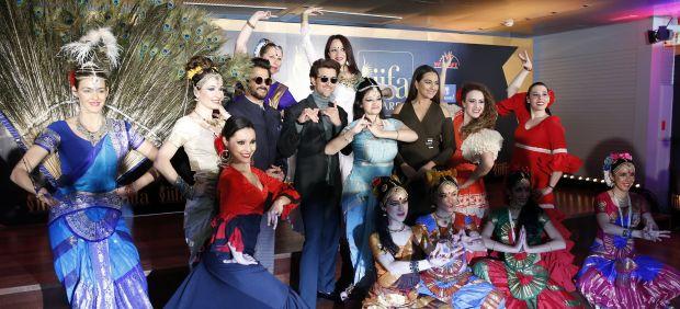Las estrellas de Bollywood en Madrid