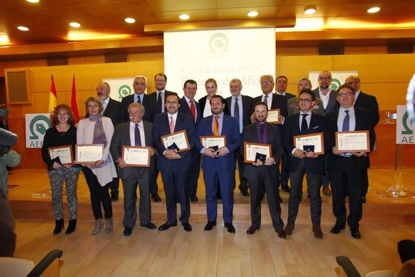 Premios de la Asociación Española de Editoriales de Publicaciones Periódicas (AEEPP)
