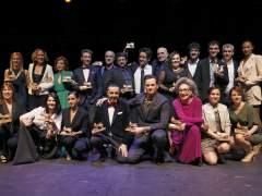Premios Unión de Actores 2016
