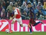 Neymar y Alexis en el Barça - Arsenal
