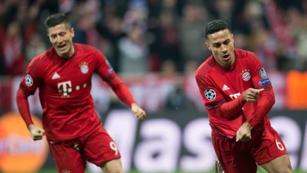 Gol de Thiago
