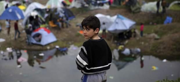 """París abrirá un """"campamento humanitario"""" para refugiados ajustado a las normas de la ONU"""