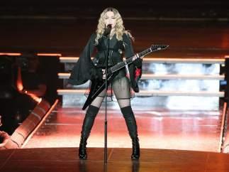 Madonna en Australia