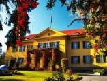 Edificio de la embajada alemana en Ankara (Turquía)