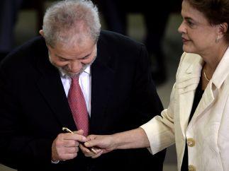 Rousseff nombra a Da Silva