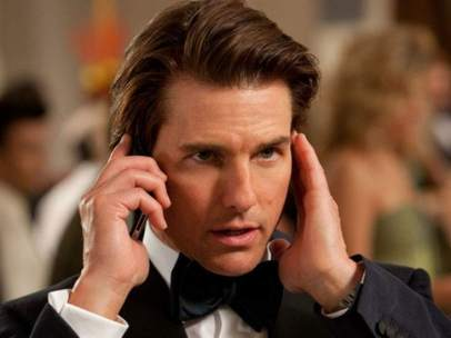 Tom Cruise - Ethan Hunt (<em>Mision Imposible</em>)