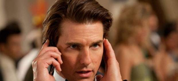 Tom Cruise - Ethan Hunt (Mision Imposible)