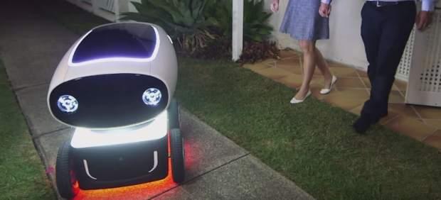 En Nueva Zelanda prueban a repartir pizzas con robots