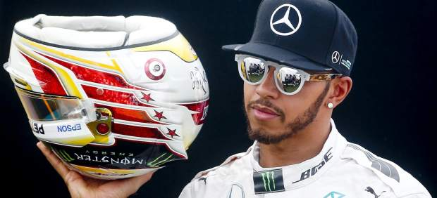 La lluvia protagoniza los libres en Australia con Hamilton primero y Alonso, séptimo