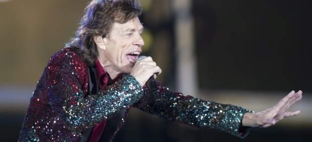 """Mick Jagger se burla de Trump y goza del """"aire fresco"""" de la Ciudad de México"""