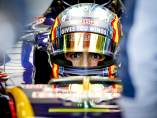 Carlos sainz, piloto F1, en Australia