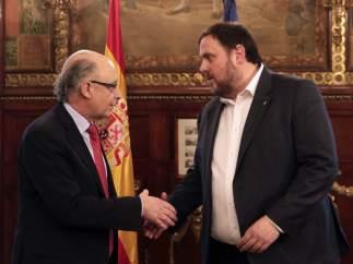 Hacienda interviene las cuentas catalanas tras detectar un desvío de 6.150 € para el referéndum