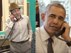 Obama habla con Pánfilo