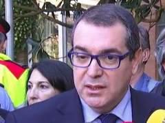 El consejero del Interior catalán, Jordi Jané.