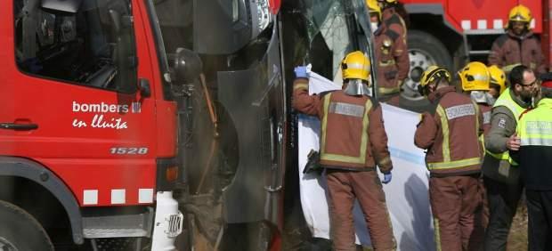 Los forenses completan la identificación de las víctimas del accidente en Freginals