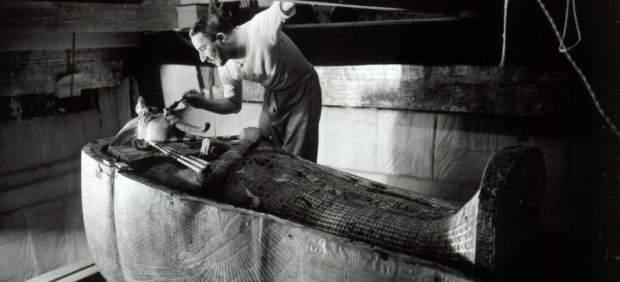 tumba tutankamón faraón años ser egipto egipcio