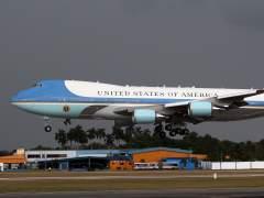 La base aérea que utiliza Obama es clausurada tras producirse un tiroteo en su interior