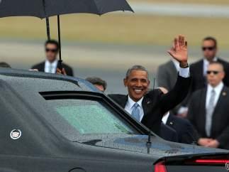 Obama, en Cuba