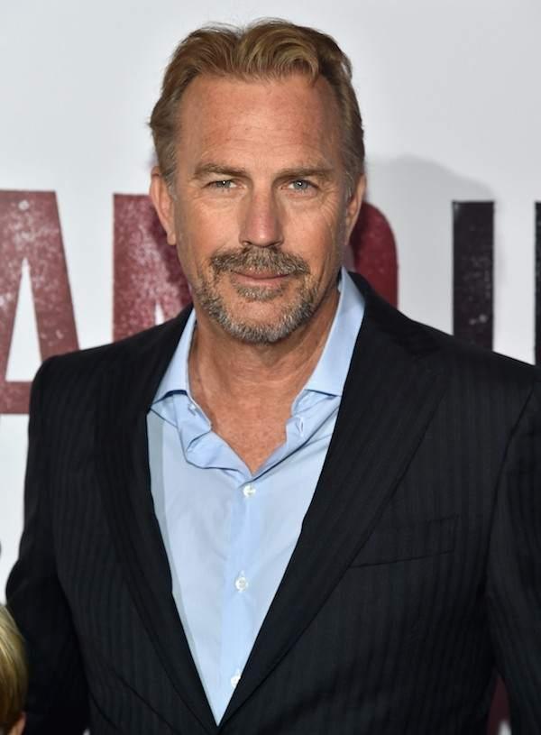 Kevin Costner. El actor y director estadounidense, Kevin Costner.