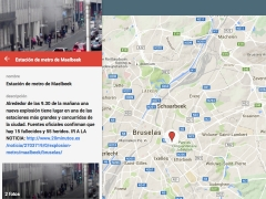 Explosiones en Bruselas