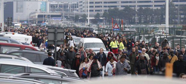 La seguridad del aeropuerto de Bruselas pidió en diciembre más medios para control de accesos