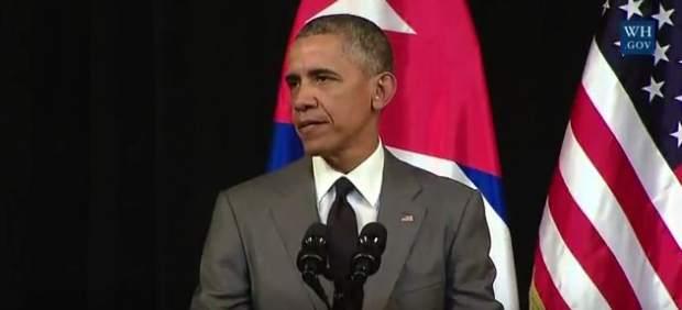 """Barack Obama: """"Estoy en Cuba para enterrar las últimas reminiscencias de la Guerra Fría"""""""
