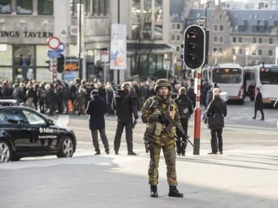 Atentados en Bruselas