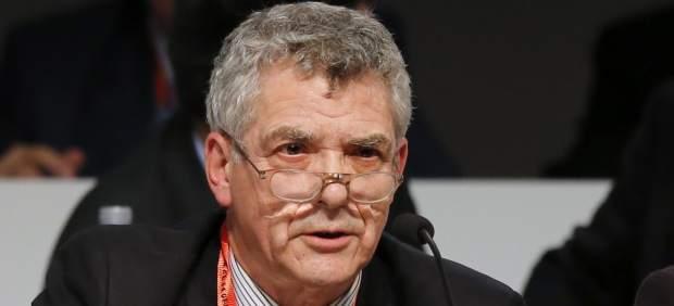 Un juez admite a trámite una querella contra Ángel María Villar por prevaricación