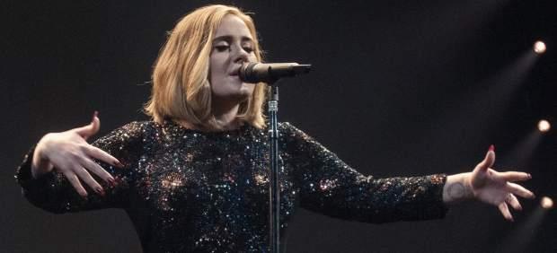 Adele llega este martes a Barcelona en la única parada de su gira mundial