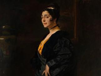 Leopold Schmutzler - Porträt Fritzi Massary, um 1930