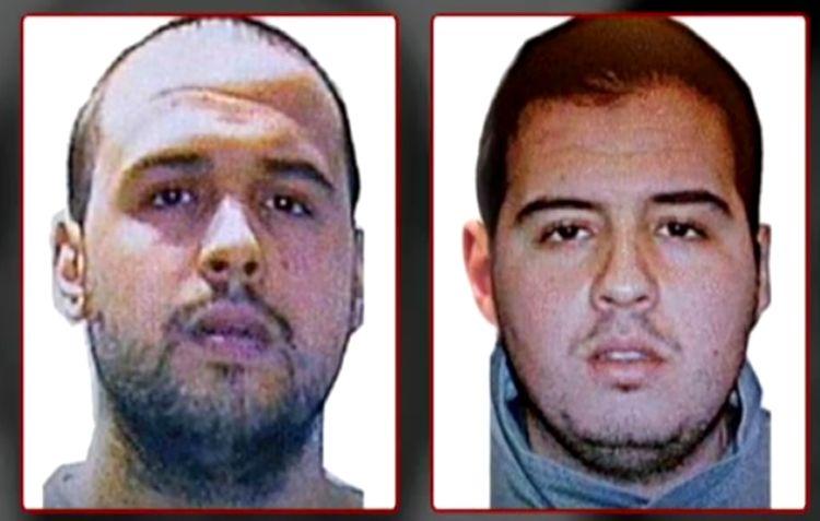 Los hermanos El Bakraoui . Dos de los autores de los atentados terroristas de Bruselas son los hermanos El Bakraoui (Khalid (i) e Ibrahim (d)), según ha confirmado la Fiscalía Belga.