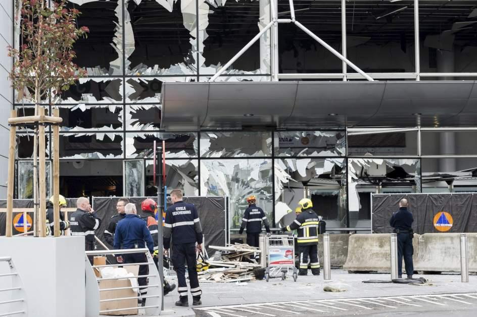 El terrorismo yihadista golpea el corazón de Europa con brutales atentados  en Bruselas 4b815d1441a
