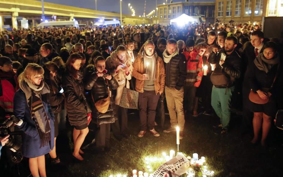 El terrorismo yihadista golpea el corazn de Europa con brutales